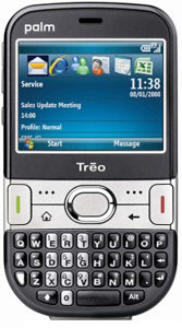 Palm Treo 500 Accessories