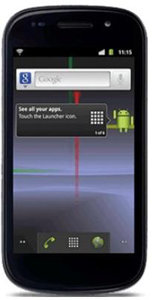 Samsung Google Nexus S i9020A accessories