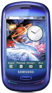 Samsung S7550 Blue Earth accessories