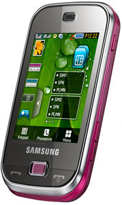 Samsung B5722 Accessories