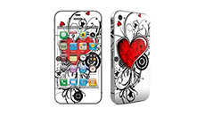 iPhone 4S Skins