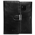 iDeal of Sweden Magnet Huawei Mate 20 Pro Wallet+ Case - Black
