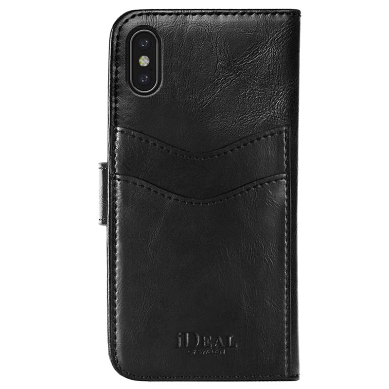 iPhone X / iPhone XS iDeal of Sweden Magnet Wallet Case