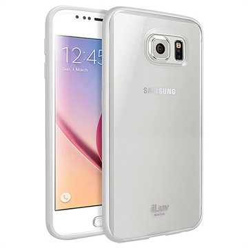 samsung s6 phone case white