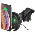 iOttie Auto Sense Car Holder / Wireless Charger - Black