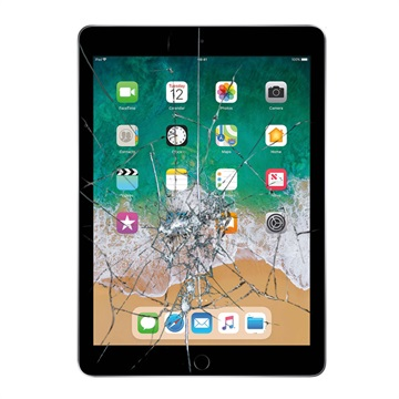 iPad 9.7 (2018) Display Glass & Touch Screen Repair