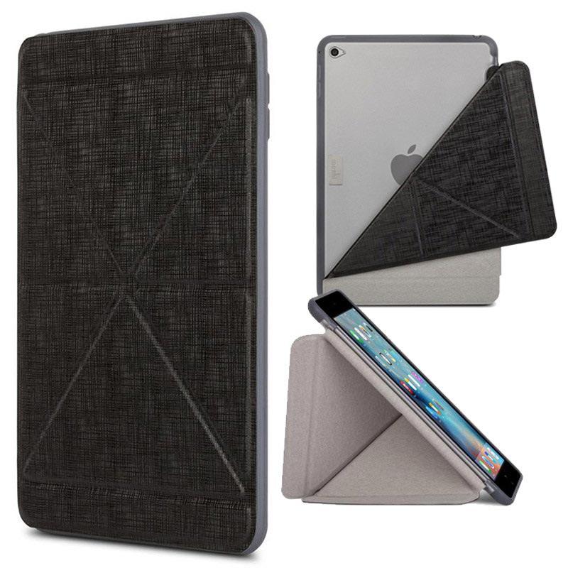 new arrivals 980b9 b7fe0 iPad Mini 4 Moshi VersaCover Smart Folio Case