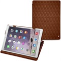 iPad Pro 12.9 Noreve Tradition Folio Case - Couture - Brown