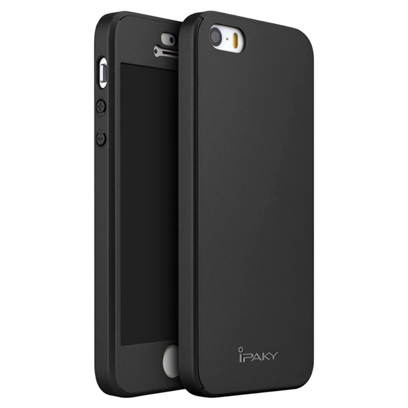 quality design 35dc6 b9418 iPhone 5/5S/SE iPaky 360 Protection Case