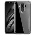 Huawei Mate 10 Pro iPaky Clear Hybrid Case - Grey / Transparent