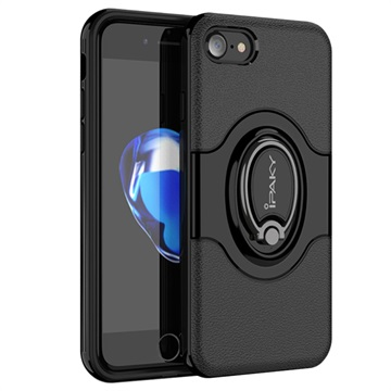 iPhone 7 / iPhone 8 iPaky Magnetic Ring Case