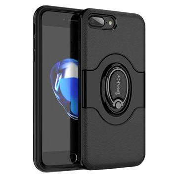 iPhone 7 Plus / iPhone 8 Plus iPaky Hybrid Magnetic Ring Case
