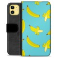 iPhone 11 Premium Wallet Case - Bananas