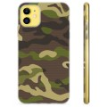iPhone 11 TPU Case - Camo