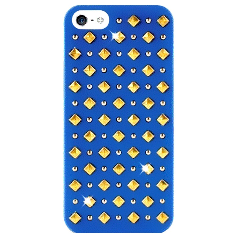 iPhone 5 / 5S / SE Puro Rock Round and Square Studs Case