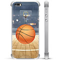 iPhone 5/5S/SE Hybrid Case - Basketball