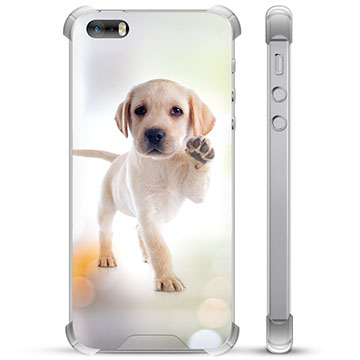 iPhone 5/5S/SE Hybrid Case - Dog