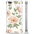 iPhone 5/5S/SE Hybrid Case - Floral
