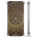 iPhone 5/5S/SE Hybrid Case - Mandala