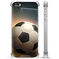 iPhone 5/5S/SE Hybrid Case - Soccer