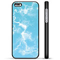 iPhone 5/5S/SE Protective Cover - Blue Marble