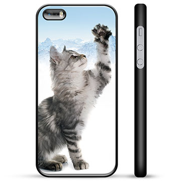 iPhone 5/5S/SE Protective Cover - Cat