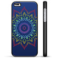 iPhone 5/5S/SE Protective Cover - Colorful Mandala