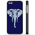 iPhone 5/5S/SE Protective Cover - Elephant