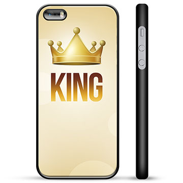 iPhone 5/5S/SE Protective Cover - King