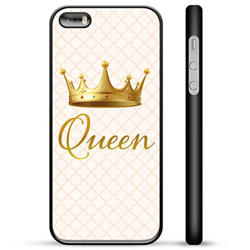 iPhone 5/5S/SE Protective Cover - Queen