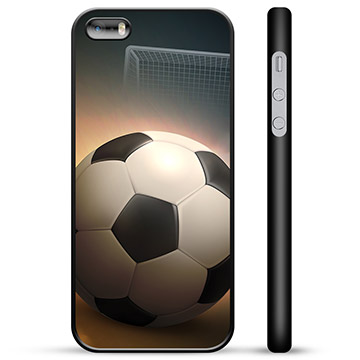 iPhone 5/5S/SE Protective Cover - Soccer