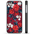 iPhone 5/5S/SE Protective Cover - Vintage Flowers