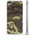 iPhone 5/5S/SE TPU Case - Camo