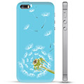 iPhone 5/5S/SE TPU Case - Dandelion
