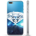 iPhone 5/5S/SE TPU Case - Diamond
