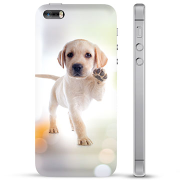 iPhone 5/5S/SE TPU Case - Dog