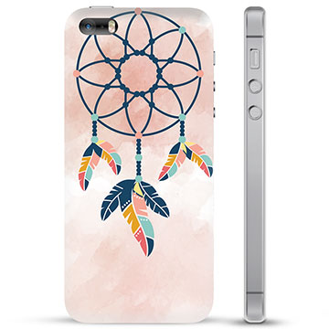 iPhone 5/5S/SE Hybrid Case - Dreamcatcher