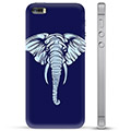 iPhone 5/5S/SE TPU Case - Elephant