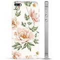 iPhone 5/5S/SE TPU Case - Floral