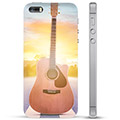 iPhone 5/5S/SE TPU Case - Guitar
