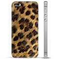iPhone 5/5S/SE TPU Case - Leopard