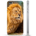 iPhone 5/5S/SE TPU Case - Lion