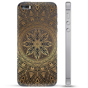 iPhone 5/5S/SE TPU Case - Mandala