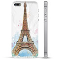 iPhone 5/5S/SE TPU Case - Paris