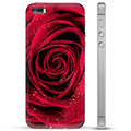 iPhone 5/5S/SE TPU Case - Rose