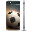 iPhone 5/5S/SE TPU Case - Soccer