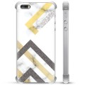 iPhone 5/5S/SE Hybrid Case - Abstract Marble