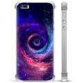 iPhone 5/5S/SE Hybrid Case - Galaxy