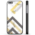 iPhone 5/5S/SE Protective Cover - Abstract Marble