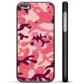 iPhone 5/5S/SE Protective Cover - Pink Camouflage
